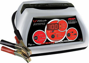 Speedcharge SCF-8020A Fully Automatic Charger with Engine Start
