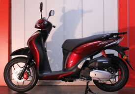 Honda SH MODE 125cc 125 Scooter 2017MY 125