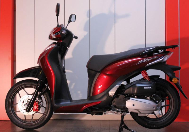 Honda SH MODE 125cc 125 Scooter 2017MY 125