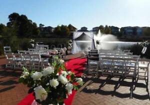 Say I do weddings and event hire $495