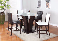 5 Piece Dining Set Pub Or Kitchen Style Start From