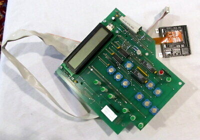 Schaerer Verismo 701 Espresso Machine Touchpad Board