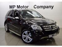 2010 59 MERCEDES-BENZ M CLASS 3.0 ML300 CDI BLUEEFFICIENCY SPORT 5D AUTO 188 BHP