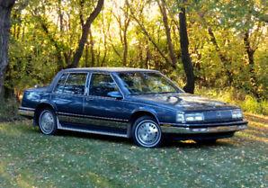 1989 Buick Electra Park Avenue