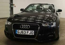 image for 2013 Audi A5 CABRIOLET 2.0 TDI S line Cabriolet Multitronic 2dr Convertible Dies