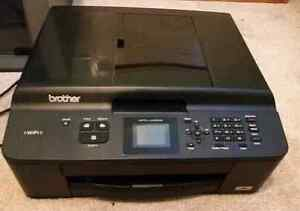 Brother make printer, photocopier and scanner