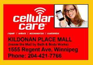 Cellular Care - Phone Repair - KP Mall 1555 Regent Ave