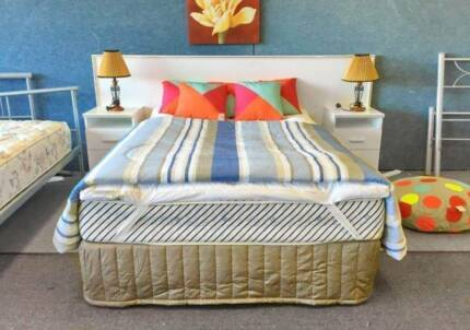 DELIVERY TODAY QUALITY BEAUTIFUL Double bed mattress QUICK SALE Belmont Belmont Area Preview