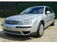 FORD MONDEO, 2.0 LX 5 DOOR HATCHBACK, AUTOMATIC, PETROL, SILVER, 2006, DELIVERY