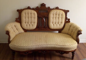 Antique Furniture (see list prices OBO)