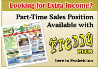 Part Time Advertising Sales Position