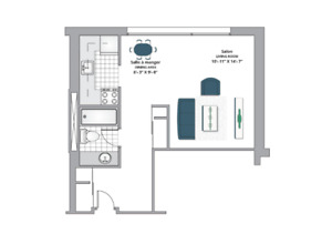 Apartment for lease near McGill University