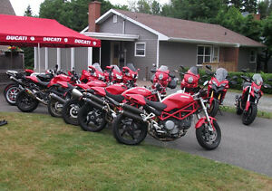 East Coast Ducati Club invitation