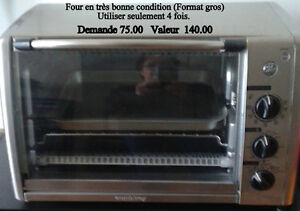 HAWKESBURY, ONT   Convexion Grille-Pain Four (gros Format)  75 $