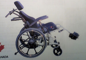 Orion 2 Tilt Wheelchair