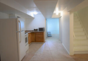 1 BEDROOM BASEMENT APARTMENT IN AJAX!