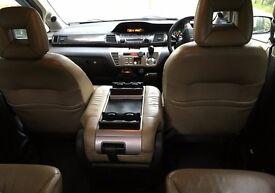 Honda Fr-V 2.2 i-CDTi EX 5dr LR57NXJ FULL LEATHER 2 OWNERS,New shape+FULL OPTIONS,12 months mot