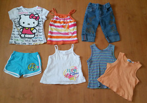 Size 5 summer clothes