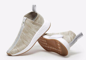 ITH x Naked x Adidas NMD City Sock 2 Beige Size 11.5