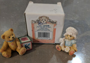 Cherished Teddies smaller figurines