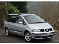 Seat Alhambra 2.0TDI 2008MY Reference Silver
