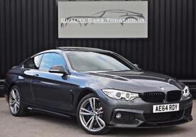 BMW 4 Series 430d xDrive M Sport Individual *Factory Carbon Extras +Massive Spec