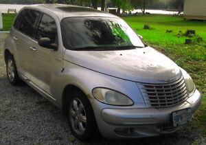 2004 Chrysler PT Cruiser Limited SUV, Crossover