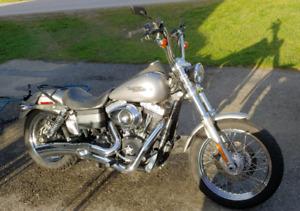 2008 Harley dyna street bob