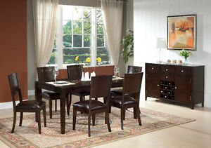 BEST DINNING TABLE AND KITCHEN TABLE SETS SALE!!OPEN 7 DAYS!!