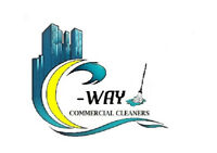 C-WAY COMMERCIAL CLEANERS