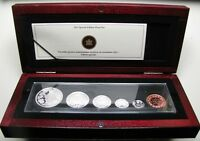 1911-2011 Special Edition Proof Set in Beautiful box and papers