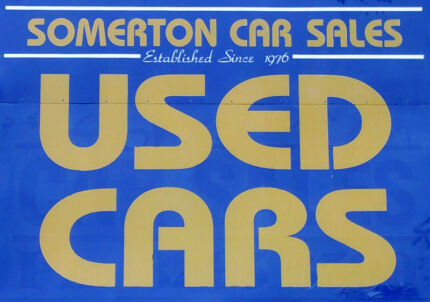 Somerton Car Sales
