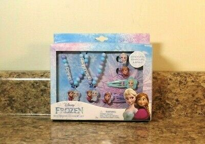 Disney Frozen Best Friends Jewelry Set Rings Bracelets Dress Up Costume