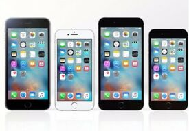 IPHONE 6, 6 plus, 6s, 6s plus, 7 and 7 plus WANTED !!!!