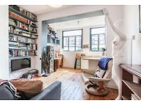 QUIRKY 1 BED FLAT WITH PRIVATE GARDEN, UNIQUE AND STYLISH, DALSTON/CANONBURY!