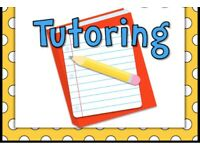 Tutoring up till year 12 London
