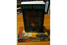 DAVID FORBES The Amber Wizard & The Words of Making  2 x PBs Thornlie Gosnells Area Preview