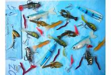 NEW X 20 MIXED FISHING LURES. PICK UP OR POST FOR JUST $2.95 Caboolture Area Preview