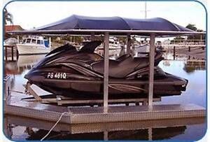 Jet Ski Dock - The Ultimate Drive On Jet Ski Lift System Runaway Bay Gold Coast North Preview