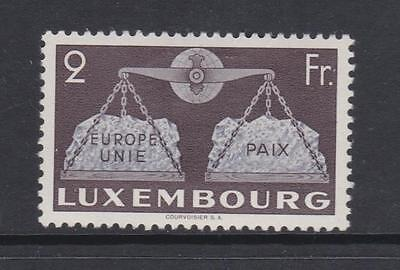 Luxembourg - SG 545 - m/m - 1951 - 2f - United Europe