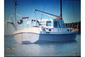 Adams Motorsailer Huskisson Shoalhaven Area Preview