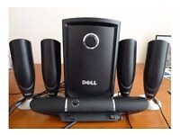 DELL home theater speaker system MMS 5650