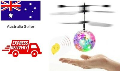 Kid and Boy RC Flying Toys Mini Helicopter Ball Remote Control Syma Gyro Led