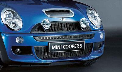 Genuine MINI Lower Bumper Front Grid Radiator Grille R50 R52 R53 51110139106