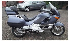 1999 BMW K1200LT Tourer Ready to Tour, PX Swap Harley VN2000 Kit Car