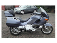 1999 BMW K1200LT Tourer Ready to Tour, PX Swap Harley VN2000 Kit Car