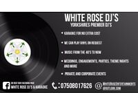 Dj In Leeds Available to Hire Dj - Disco - Party - Wedding - Karaoke - Kids Parties - West Yorkshire
