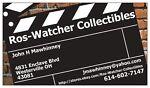 ros-watcher collectibles