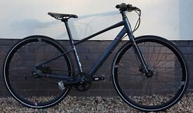 Marin Fairfax SC4 Belt Commuter / Hybrid Bike – Immaculate condition (Small) £950 new