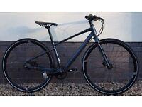 Marin Fairfax SC4 Belt Commuter / Hybrid Bike – Immaculate condition (Small) £950 new
